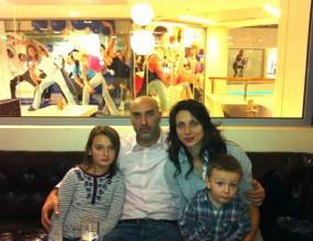 Уволнение сплоти семейството на Юлето и Минката