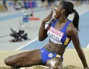 Колумбийка оглави световната ранглиста в тройния скок с отличен резултат