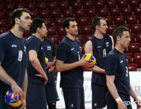 2000 фенове в Самоков се стягат за волейболните национали