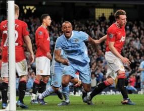 Сити тропна по масата в дербито с без(раз)личния Юнайтед
