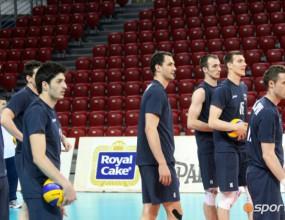 Всички мачове от Олимпийската квалификация в София пряко по Laola1.tv