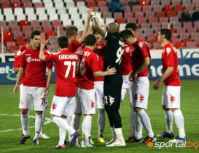 УЕФА глоби ЦСКА с 30 000 евро