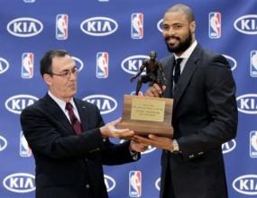 Тайсън Чандлър пределен за най-добър дефанзивен играч в НБА