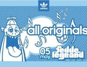 adidas all Originals Party - May 5-th, Yalta Club