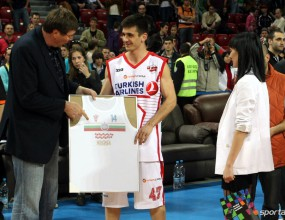 """Станимир Маринов е първият носител на наградата за млади баскетболисти """"Рачо Колев"""""""