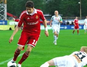 Генков изпуска дузпа за Висла, отборът на Виданов бие с 4:0