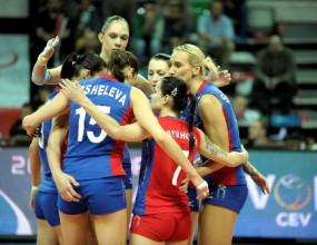 Русия остана в борбата за олимпийска виза след 3:1 над Сърбия