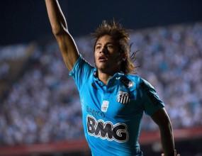 Неймар с два гола за Сантос на финала в Сао Пауло