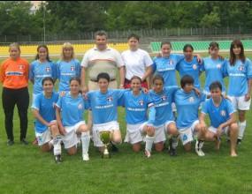 НСА и Олимпия (София) се класираха за финала за Купата на България по футбол за жени