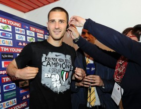 Лео Бонучи все пак ще ходи на Евро 2012