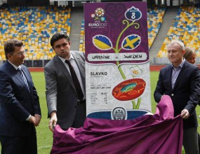 Шведи, руснаци и германци лидери по закупени билети за мачовете в Украйна