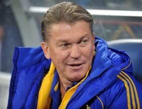 Олег Блохин обяви състава за европейското първенство