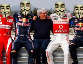 Хакери отново атакуват Формула 1