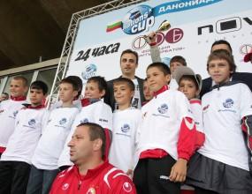 Димитър Бербатов ще награди на 1 юни победителя в Данониада 2012