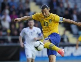 """Швеция показа двете си лица, Ибра с 30 гола за """"тре кронур"""" (видео)"""