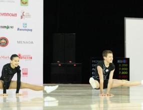 Българи в 8 финала на световното по спортна аеробика