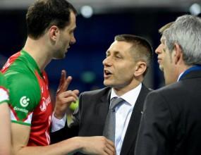 Националите тренират в Благоевград, фенове атакуваха Матей Казийски и компания за автографи