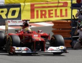 Ферари: F2012 се нуждае от повече даунфорс