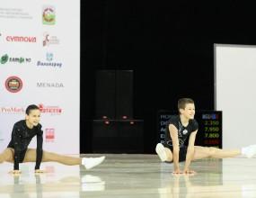 Българка грабна световна титла в аеробната гимнастика