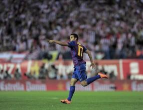 Педро: Единственият №7 на Испания е Вийя