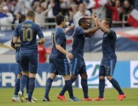 Франция прекърши Сърбия за пет минути (видео)