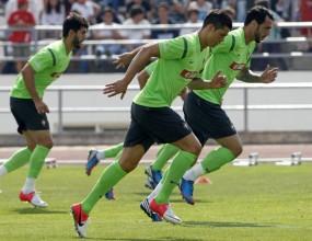 Роналдо и още девет португалци на антидопинг тест преди Турция