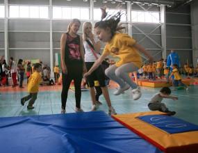 Тереза Маринова просвети деца в атлетиката