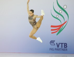 Деница Паричкова с шесто място на световното първенство