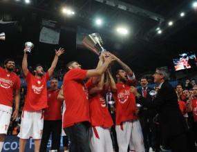 Олимпиакос е новият шампион на Гърция