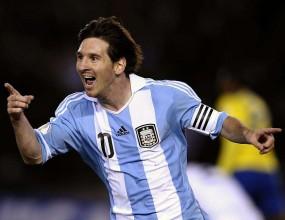 Меси: Аржентина трябва да продължи да се развива