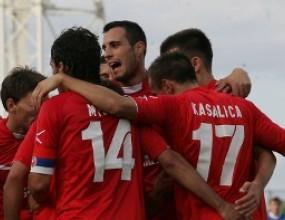 Звезда ликува след голова фиеста в Беларус, вижте всички резултати от Лига Европа