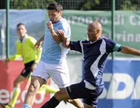 Лацио се развихри срещу аматьори