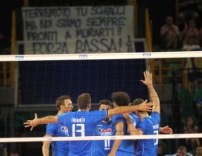 Италия с категорично 3:0 над Сърбия във втората контрола