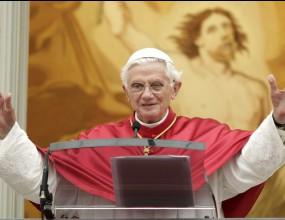 Папа Бенедикт XVI отправи благословия за Олимпиадата