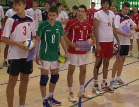 Юношите на България с две индивидуални награди след титлата на Балканиадата в Румъния
