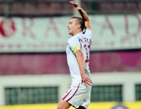 Бивш нападател на ЦСКА с гол за Рапид срещу отбора на Живко Миланов