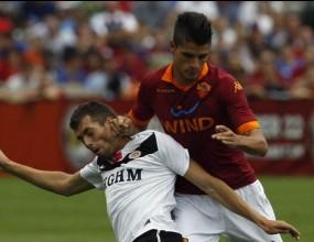 Виданов удря греда срещу Рома, отборът му пада с 0:4 (видео)