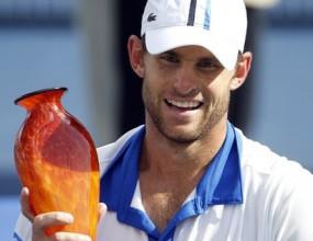 Родик спечели титлата в Атланта