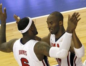 Американците с нова победа преди Олимпиадата (видео)