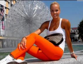 """Хърватска баскетболистка стана първата """"Мис Олимпиада"""" (галерия)"""