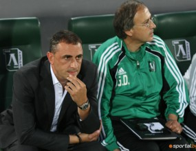 Петев оптимист: Нямам притеснения - Лудогорец ще елиминира Динамо