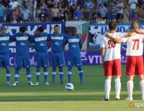 Левски и ФК Сараево с обща позиция преди реванша в Босна
