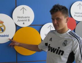 Първи руснак пред дебют за Реал Мадрид