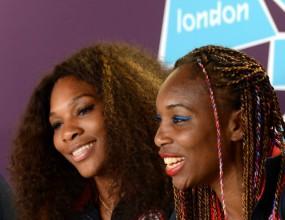 Сестрите Уилямс мечтаят за три златни медала от Лондон 2012