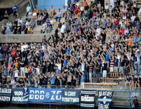 Феновете на Динамо (З) готвят безредици за мача с Лудогорец