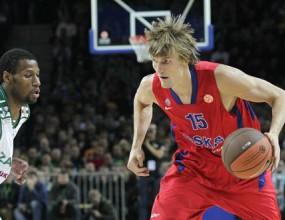 Кириленко официално се завърна в НБА