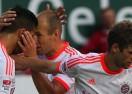 Байерн мушна 3 гола на Кайзерслаутерн, Мицански игра едно полувреме