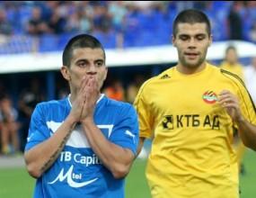 """Героят на """"сините"""" срещу Ботев номер едно за кръга"""