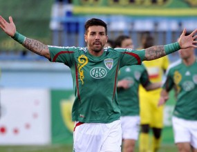 Благо Георгиев със 100 мача в Русия (видео)