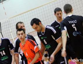 УНСС нанесе първо поражение на Дунав (Русе) във Висшата лига